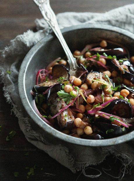 Chichpea & Aubergine Salad_01