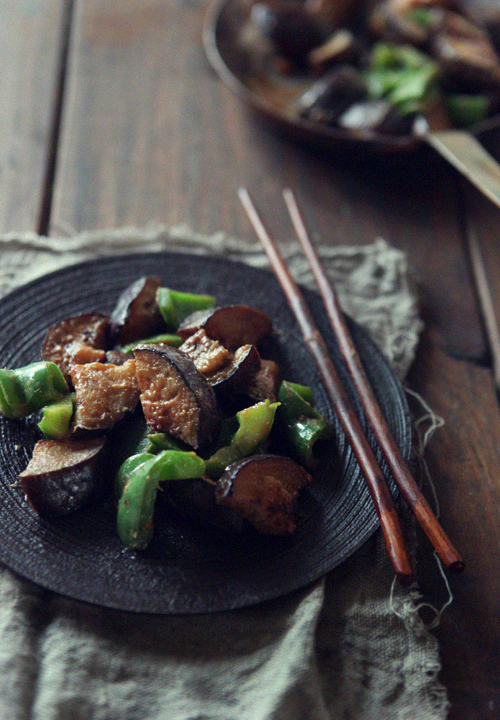 Miso Stir-Fried Aubergine_1
